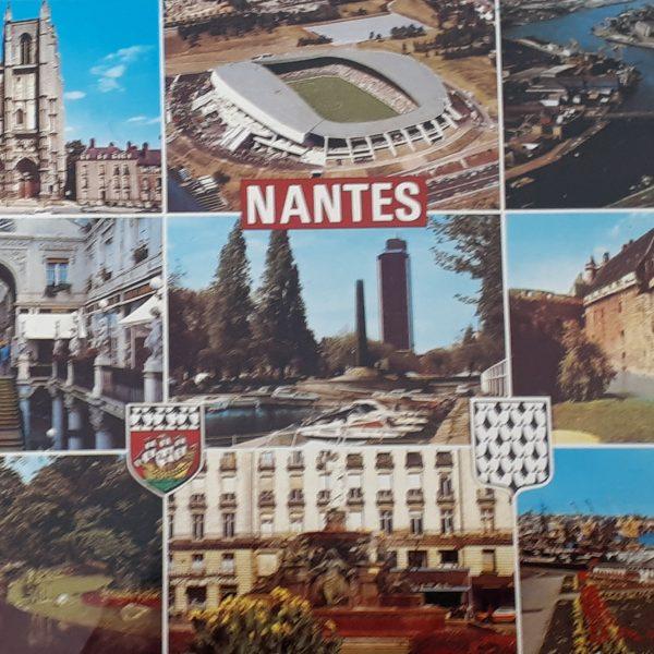 ATELIER D'ÉCRITURE / Un voyage à Nantes